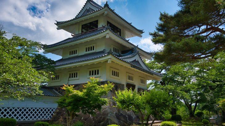 三戸城(Sannohe-Castle)