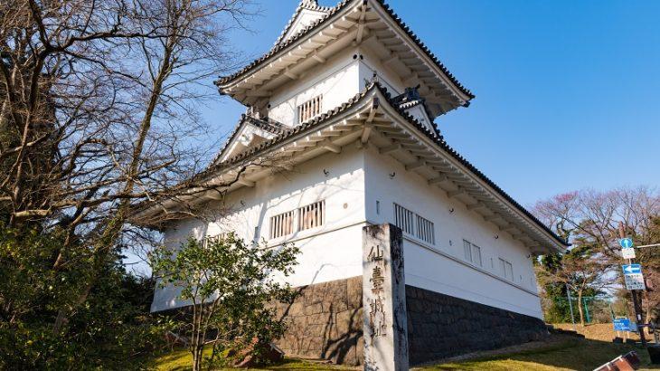 仙台城(Sendai-Castle)