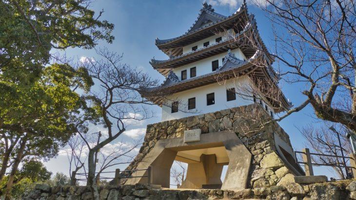 洲本城(Sumoto-Castle)