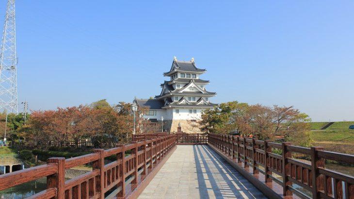 墨俣城(Sunomata-Castle)