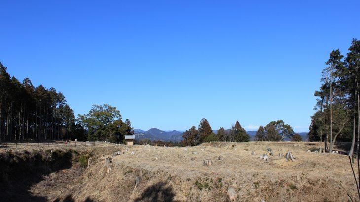 諏訪原城(Suwahara-Castle)