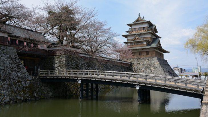 高島城(Takashima-Castle)