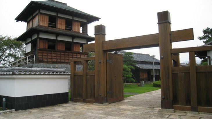 田中城(Tanaka-Castle)