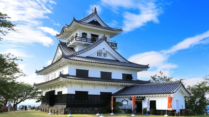 館山城(Tateyama-Castle)