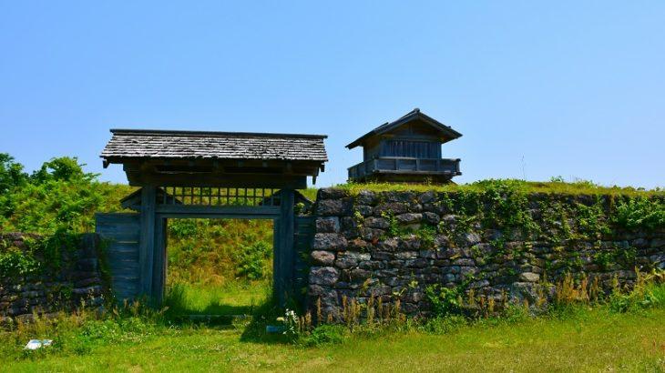鳥越城(Torigoe-Castle)