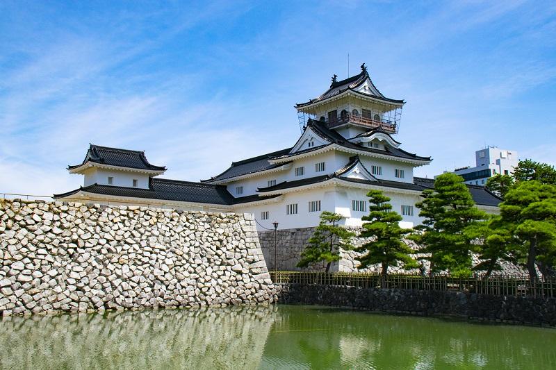 富山城「模擬天守」