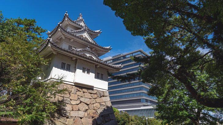 津城(Tsu-Castle)
