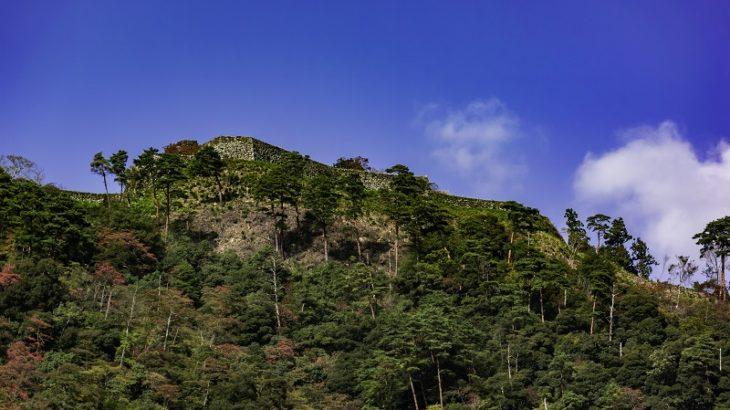 津和野城(Tsuwano-Castle)