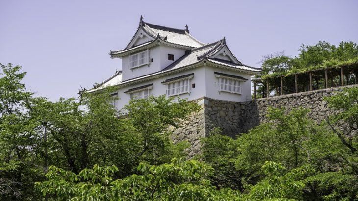 津山城(Tsuyama-Castle)