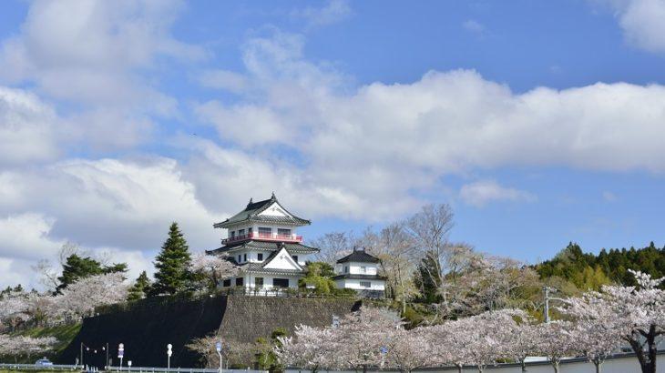 涌谷城(Wakuya-Castle)