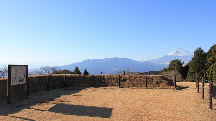 山中城(Yamanaka-Castle)