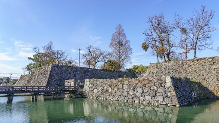 八代城(Yatsushiro-Castle)