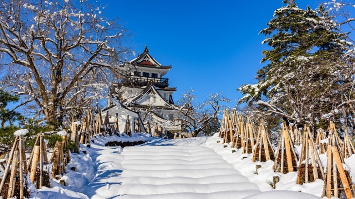 横手城(Yokote-Castle)