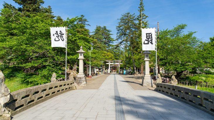 米沢城(Yonezawa-Castle)