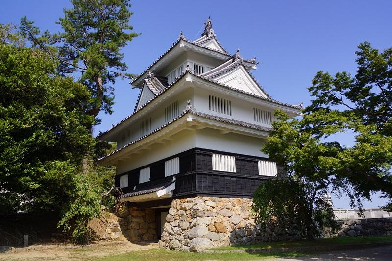 吉田城「鉄櫓」