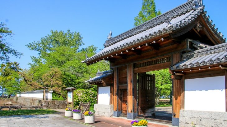 膳所城(Zeze-Castle)