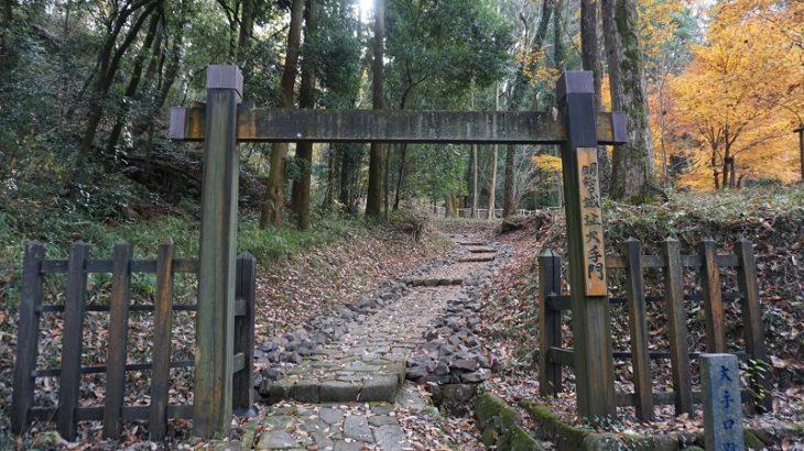 明智城(Akechi-Castle)