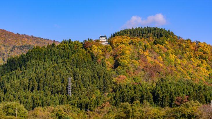 稲庭城(Inaniwa-Castle)