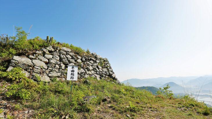 黒井城(Kuroi-Castle)