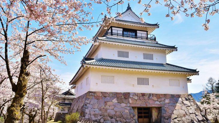 長岡城(Nagaoka-Castle)