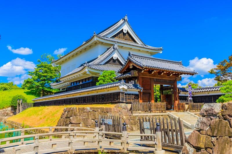 勝竜寺城「模擬櫓」