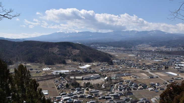 龍岡城(Tatsuoka-Castle)