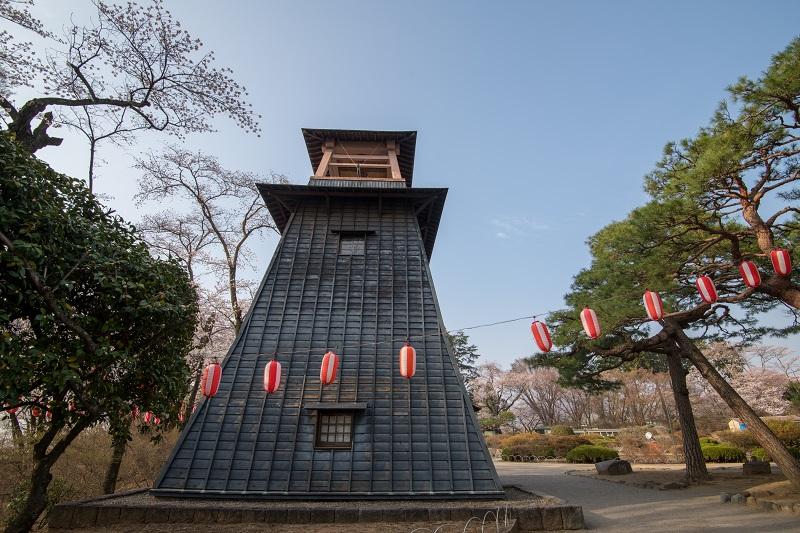 沼田城「鐘楼」