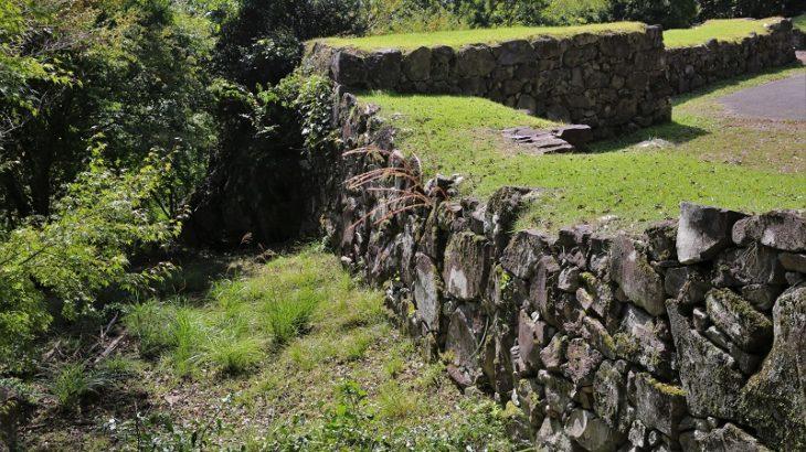 角牟礼城(Tsunomure-Castle)